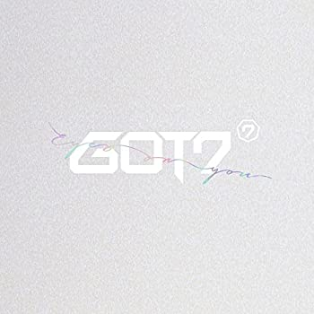 Got7 – Eye On You [Eye Ver.] Cd + Fotobuch + 3 Fotocards + Gefaltet Poster + Pre-order Vorteile + Geschenke 0