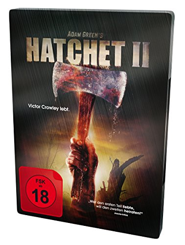 Hatchet II (Limited Steelbook Edition)