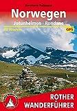 Norwegen: Jotunheimen - Rondane. 52 Touren. Mit GPS-Tracks (Rother Wanderführer)