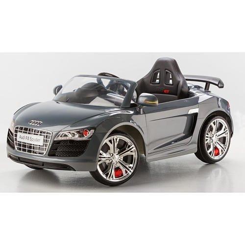 avigo-audi-r8-6v-spyder-gt-gray-rideon-by-toys-r-us