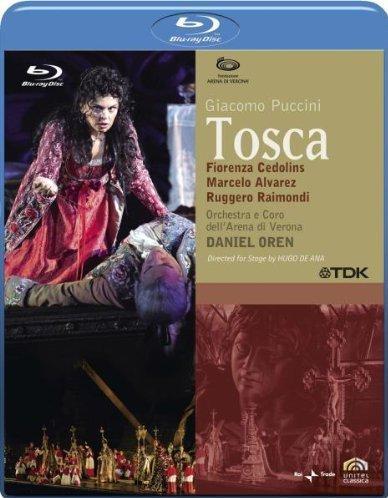 Tosca [Blu-ray]