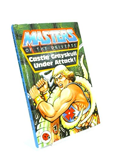 Castle Grayskull Under Attack Cover Image