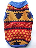 #10: Dog Woollen Sweater No:16 Good for Pom. Pug & Adult pups size 16 inch in length