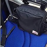Funda para silla de ruedas/Bolsas para caminantes/Reposabrazos Lateral Organizador Malla de almacenamiento - Se adapta a todos los Scooters, Rollators, sillas de ruedas eléctricas y manuales