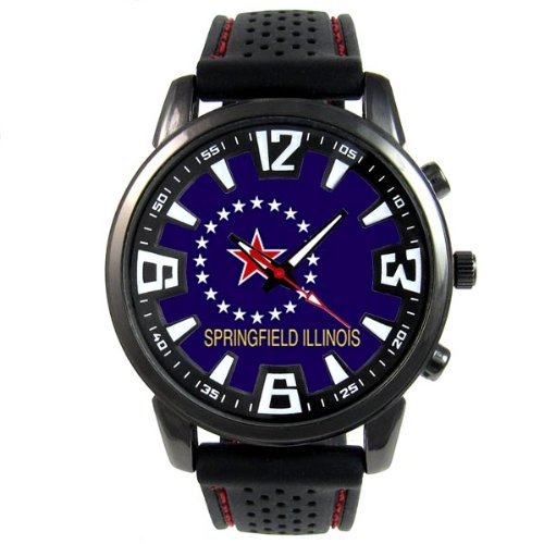 springfield-us-city-flag-mens-black-jelly-silicone-wrist-watch