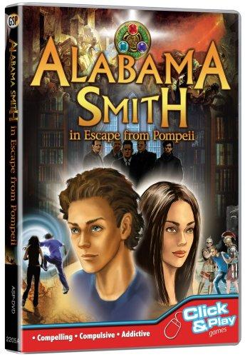 Alabama Smith in Escape from Pompeii (PC CD) [Edizione: Regno Unito]