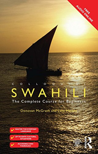Colloquial Swahili: The Complete Course for Beginners (English Edition)