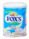 #6: Fox's Extracts Crystal Clear Passion Mints, 180g