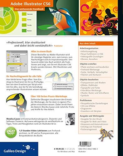 Adobe Illustrator CS6: Das umfassende Handbuch (Galileo Design) - 2