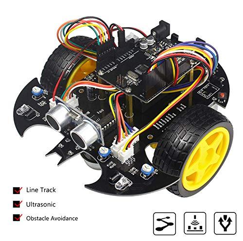 Kit robot proyecto iniciación electrónica Arduino