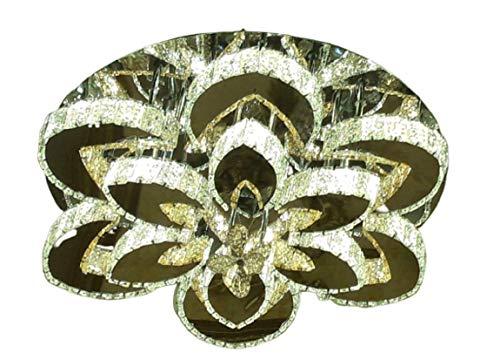 Kronleuchter Sehr aufwendig gestaltet mit echtem Kristallglas