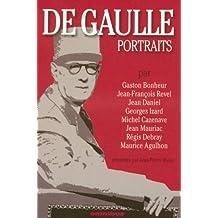 DE GAULLE PORTRAITS