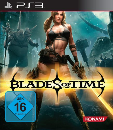 Blades of Time - Time Blades Of