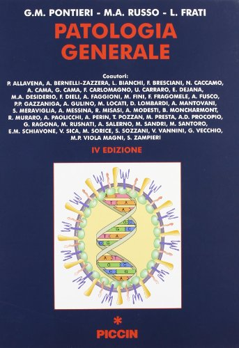 Patologia generale vol. 1-2.