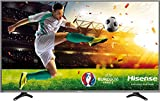 Hisense 40 inch Smart Ultra HD 4K LED TV with 2 years warranty (Silver)
