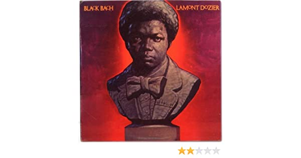 Lamont dozier, black bach in high-resolution audio prostudiomasters.