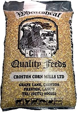 20kg Mixed Poultry Corn *50/50 Mix* + Soya Oil by Croston Corn Mill