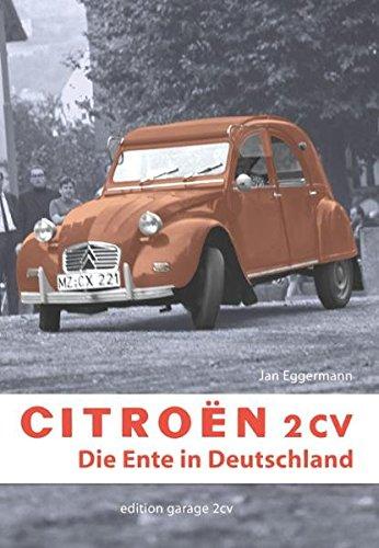 Citroën 2CV - Die Ente in Deutschland gebraucht kaufen  Wird an jeden Ort in Deutschland