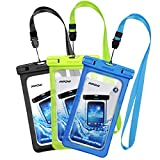 Mpow Waterproof Case, Universal Cellphon...