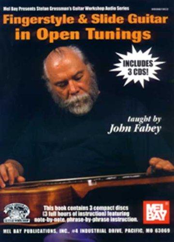 Guitar in Open Tunings (Stefan Grossman's Guitar Workshop Audio) ()