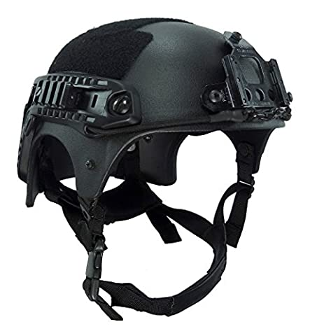 KSS IBH Helm & Night Vision Berg Seal Integrated Tactical Helm (Airsoft Berg)