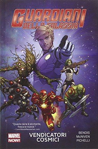 Guardiani Della Galassia Volume 1 Vendicatori Cosmici Ristampa