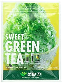 Maeda-En Sweet Green Tea Powder, 4.23-Ounce