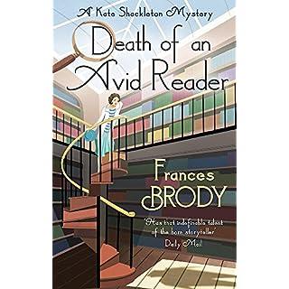 Death of an Avid Reader: A Kate Shackleton Mystery (Kate Shackleton Mysteries, Band 6)