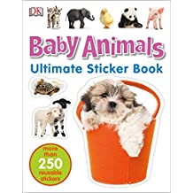 Baby Animals: More Than 250 Reusable Stickers