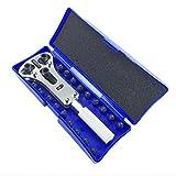 Universal Kit de herramientas de reparación de reloj caso abridor