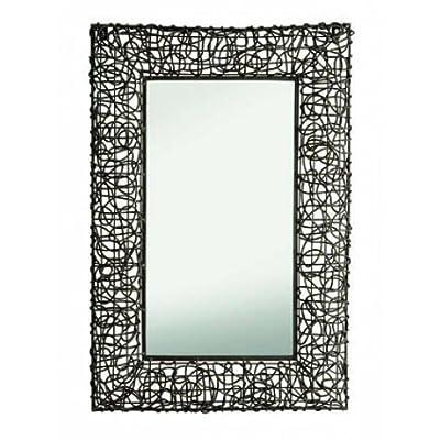 Gardman 17804 Decorative Woven Mirror