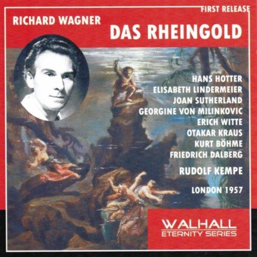 1957 Sitz (Das Rheingold: Scene IV - Da, Vetter, sitze du fest !)