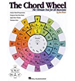 The Chord Wheel: The Ultimate Tool for All Musicians (Fold-out book or chart) - Common