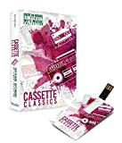 #9: Music Card : Cassette Classics - 320 kbps MP3 Audio (4 GB)