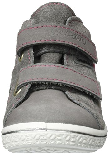 Ricosta Mädchen Laif High-Top Grau (graphit/bubble)