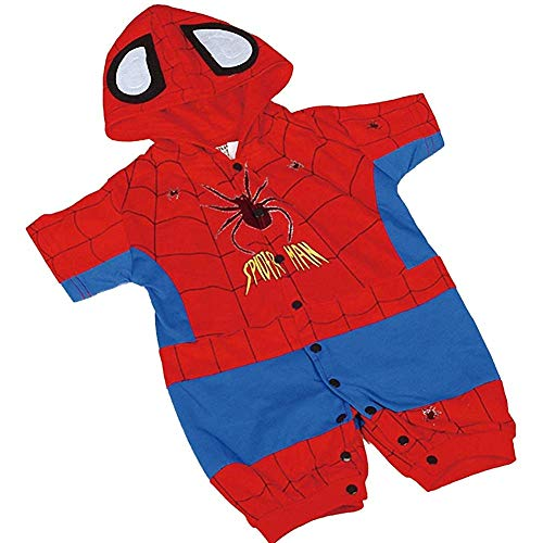 Exquisite Daisy Baby Boy Spiderman Stitch Woody Halloween Costume Siamese 24Months (Halloween Baby Kostüm Carters)