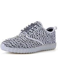 Sneakers casual bianche per uomo Eagsouni
