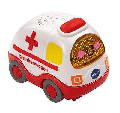 Vtech 80-119704 - Tut Tut Baby Flitzer - Krankenwagen von VTech