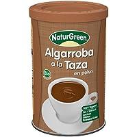 NaturGreen Algarroba Bio a la Taza, 250 g