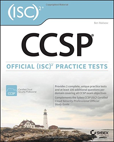 CCSP Official (ISC)2 Practice Tests