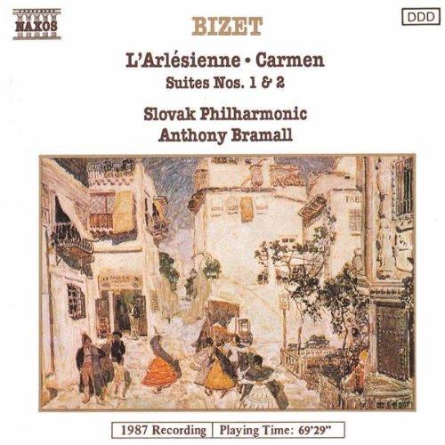 Carmen Suite No. 2: IV. Chanso...
