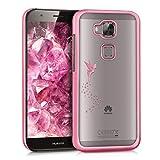 kwmobile Crystal Case Hülle für Huawei G8 / GX8 mit Fee