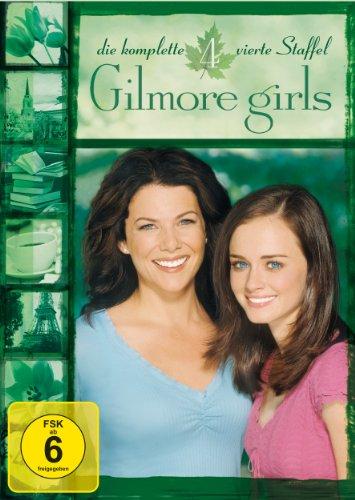 Gilmore Girls - Die komplette vierte Staffel [6 DVDs]