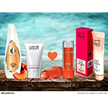 Lakme Complexion Care Color Transform Face Cream, Beige, 30G Lakme Lip Love Lip Care, 3.8 G,Lakme Absolute Perfect Radiance Skin Lightening Facewash, 50G Lakme Peach Milk Moisturizer Spf 24 Pa Sunscreen Lotion, Combo Pack