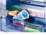 Trinkbecher FROSTY Picknick Becher Saftglas Eiswürfelbereiter Picknickbecher
