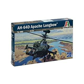 Italeri 0080S - AH-64 D Longbow Apache