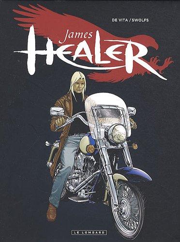 JAMES HEALER MAGNUM - tome 1 - Magnum James Healer tomes 1 à 3