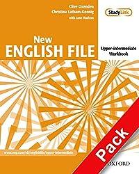 New english file : Upper intermediate workbook (1Cédérom)