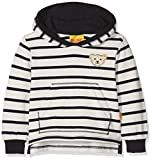 Steiff Baby-Jungen Sweatshirt 1/1 Arm, Blau (y/d Stripe|Multicolored 0001),86