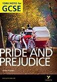 Pride and Prejudice: York Notes for GCSE